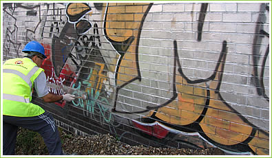 AGS Graffiti - Graffiti Removal and Protection